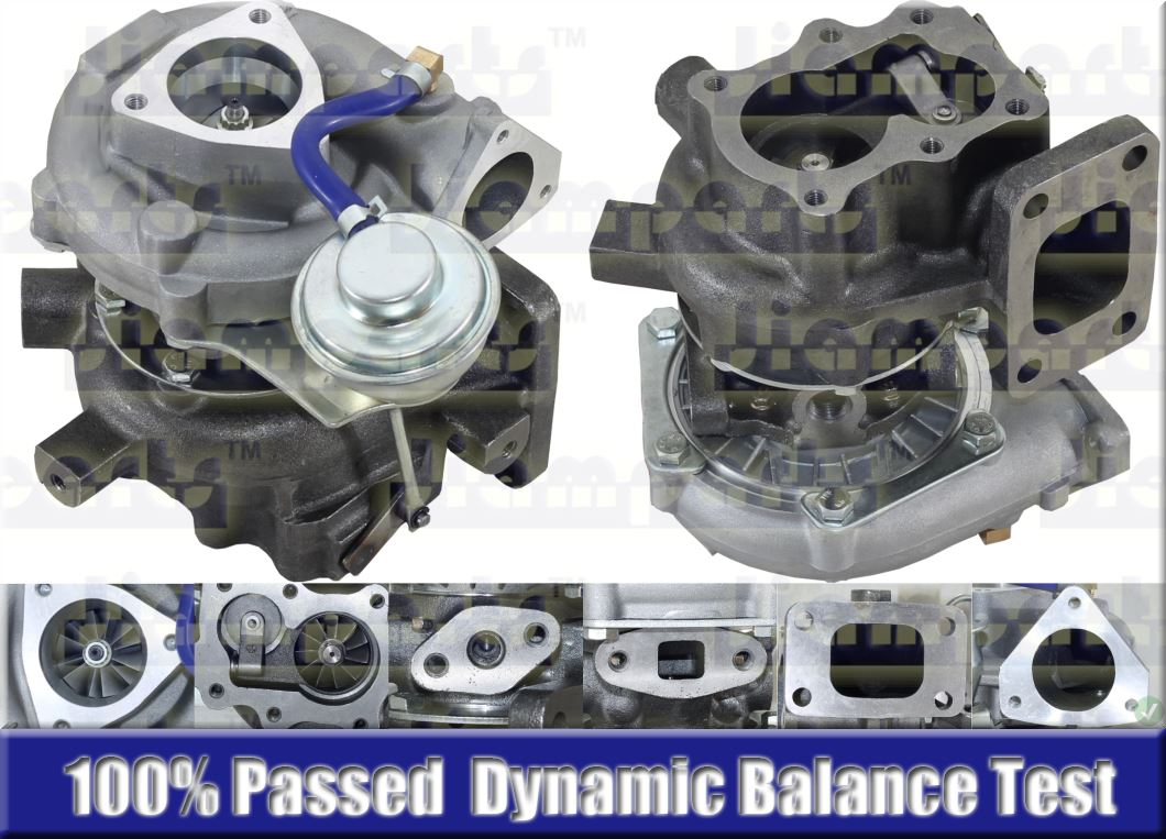 Description image:Turbocharger HT18-2 047-090