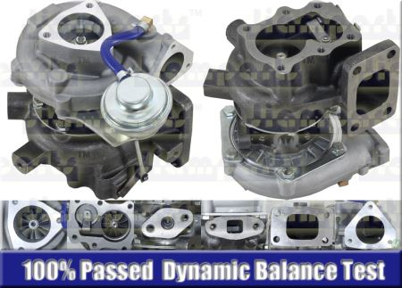 Showcase image:Turbocharger HT18-2 047-090