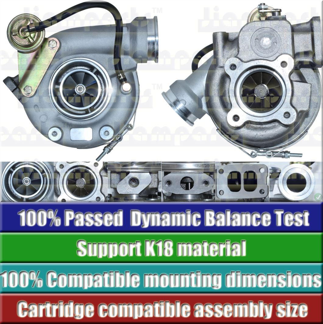 Description image:Turbocharger S200G-3067NRAKB 0 64 21085150