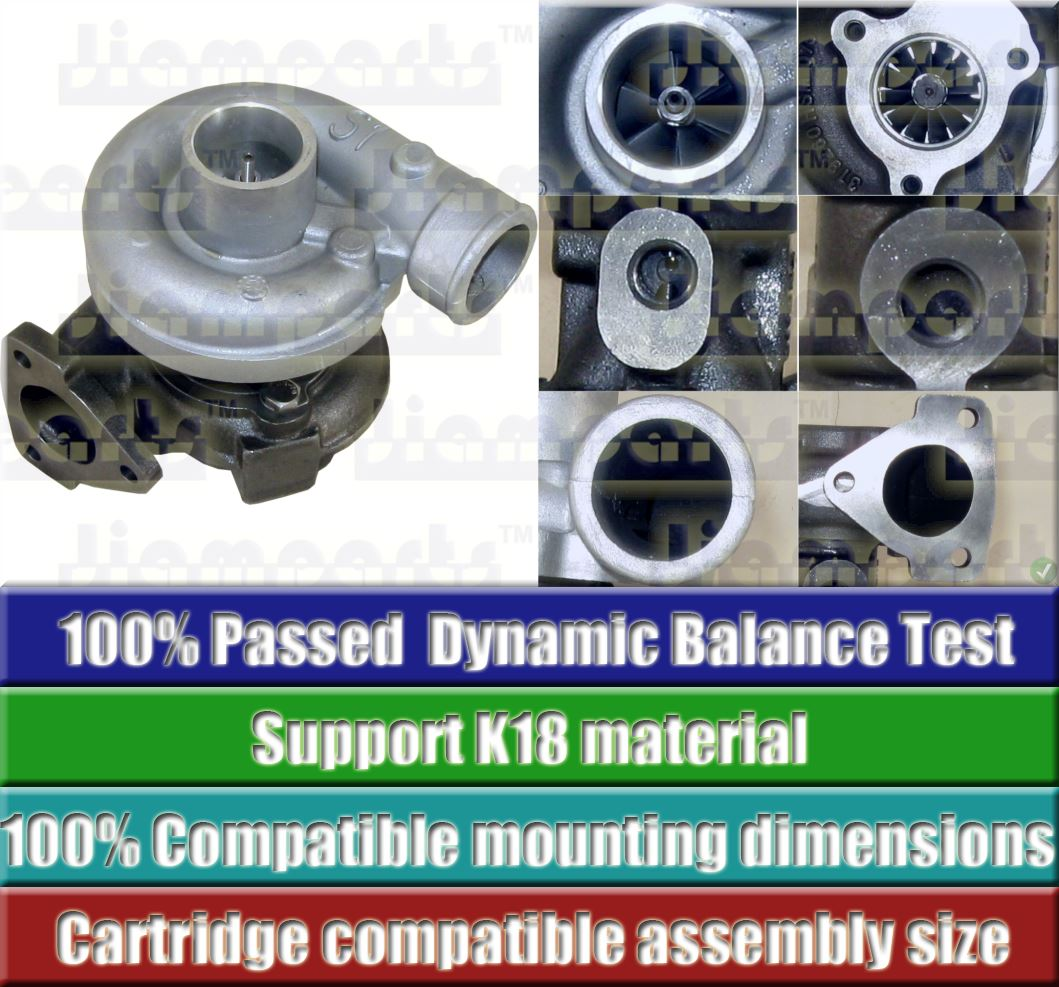 Description image:Turbocharger S1B 313274