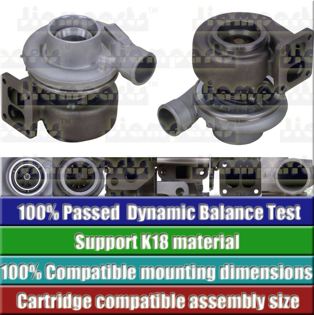 Description image:Turbocharger H1E 3524034