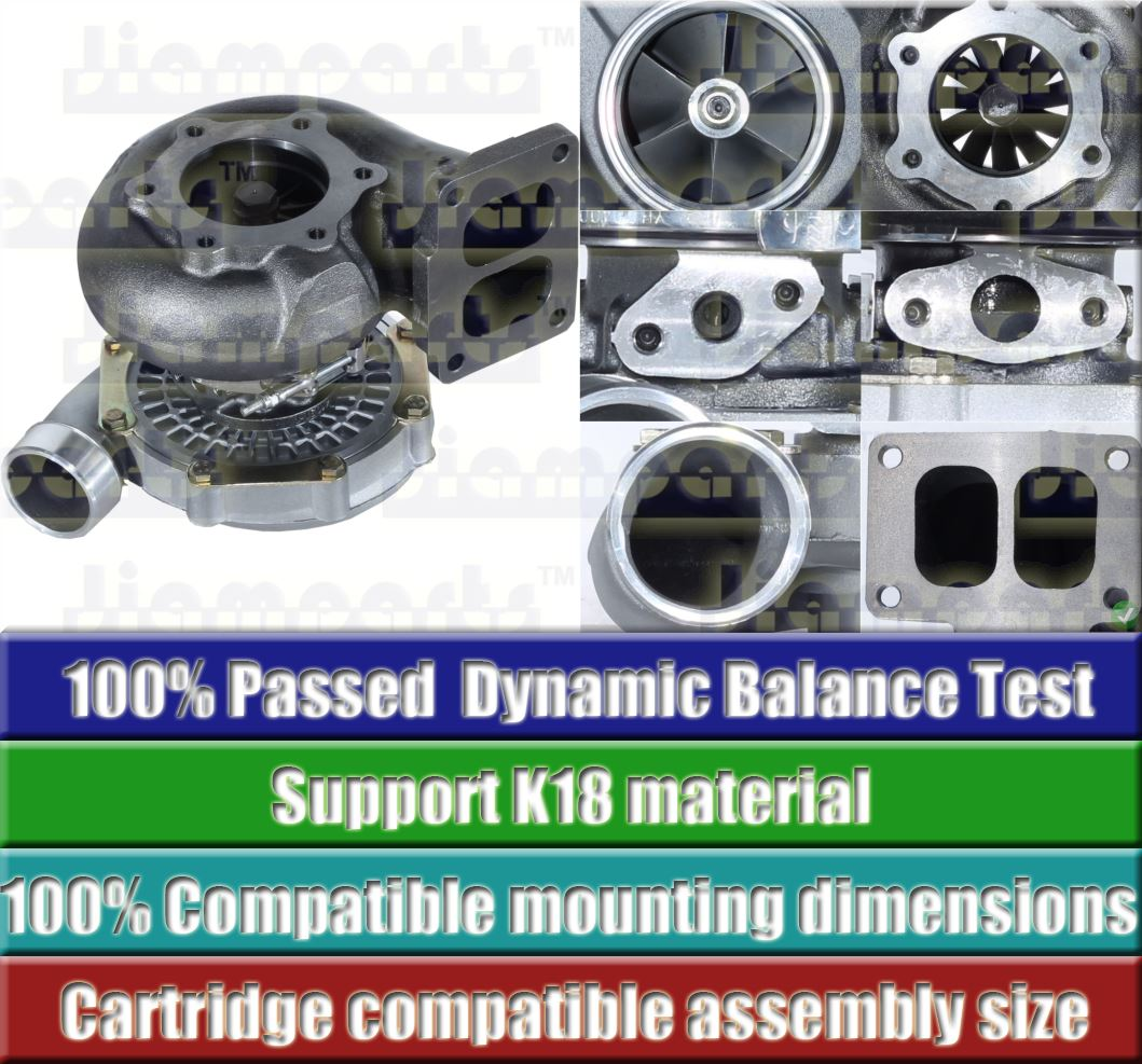 Description image:Turbocharger TA5103 466242-0016