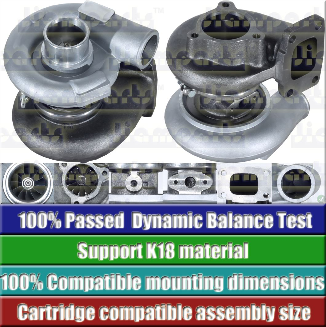 Description image:Turbocharger TD06H-14C-14 49179-00451