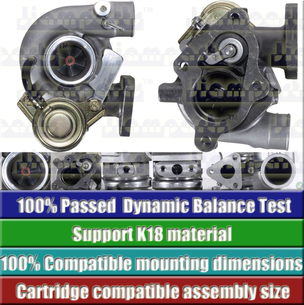 Description image:Turbocharger TF035HM-12T 49135-03300