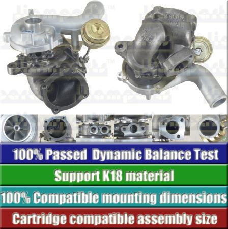 Showcase image:Turbocharger K03-2075EXD 5 88 5303-988-0053