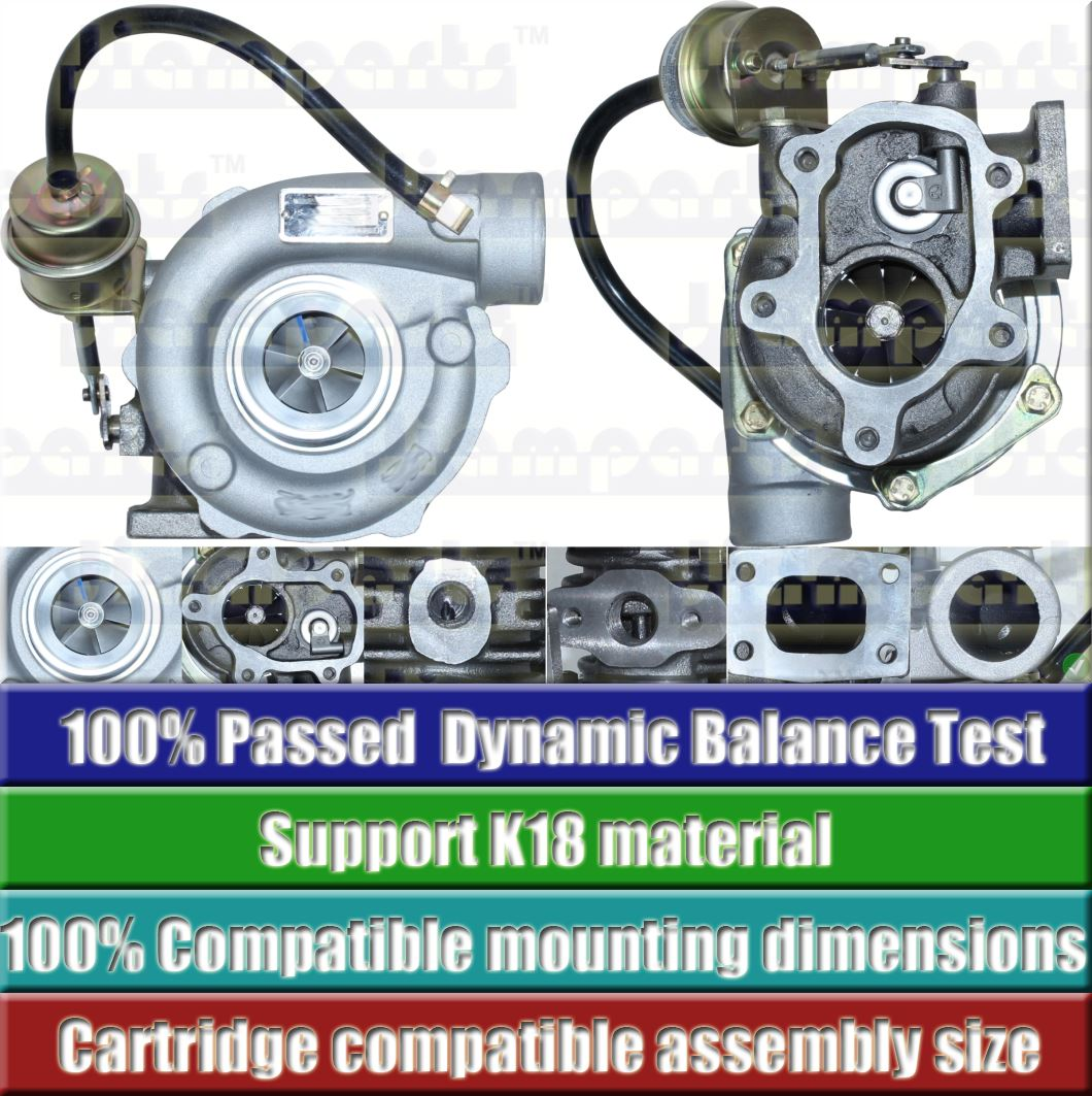 Description image:Turbocharger TB2818 702365-5001