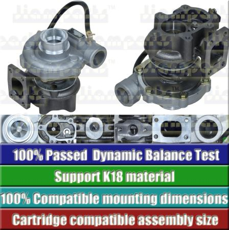 Showcase image:Turbocharger TB2818 702365-5001